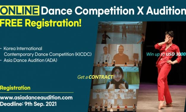 Open Call for Online Audition (4 Companies) & Competition