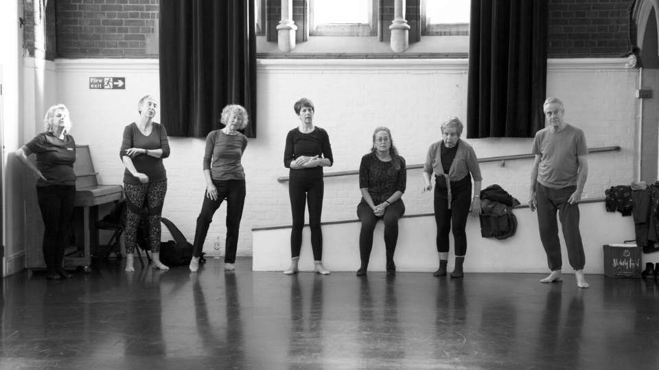 Sculpting Narratives: Free online morning dance classes for over 60's
