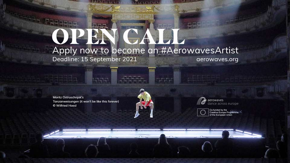Aerowaves Open Call for Choreographers