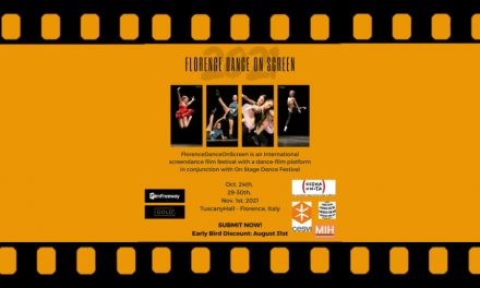 FlorenceDanceOnScreen- Dance Video Contest in Florence Italy