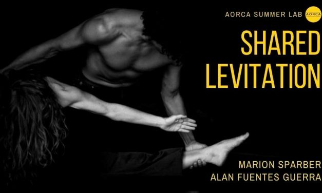 SHARED LEVITATION 60h Creation Lab with Marion Sparber and Alan Fuentes-Guerra in Lagos, Portugal