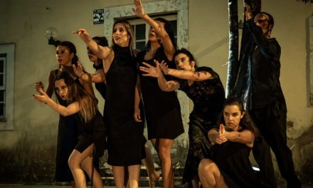Audition Olga Roriz Formation The Modular course for Dance Theatre