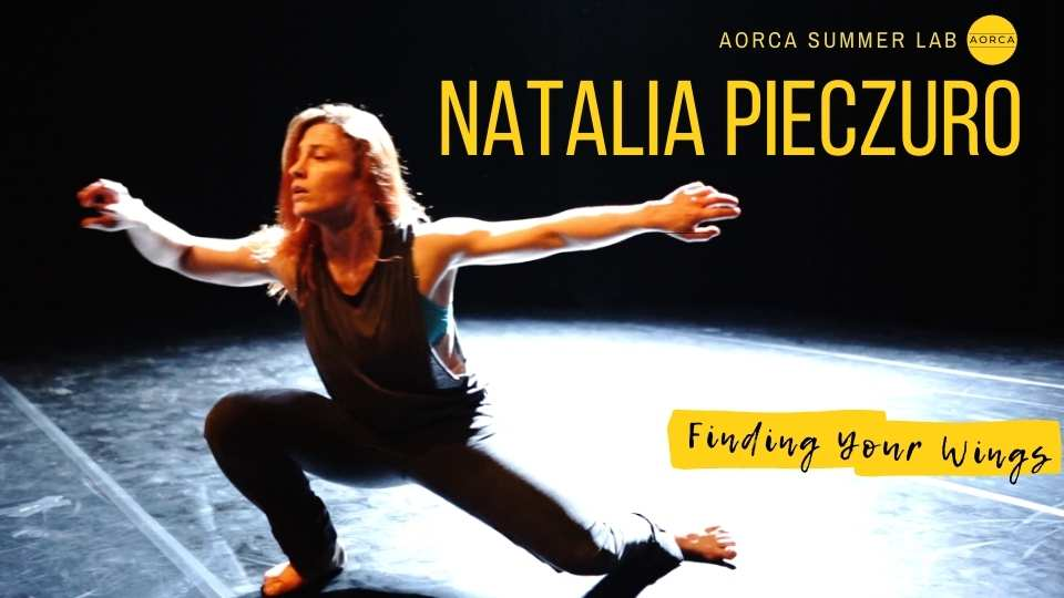 FINDING YOUR WINGS :: 30h Creation Lab with Natalia Pieczuro in Lagos, Portugal :: 13 – 17.09.2021