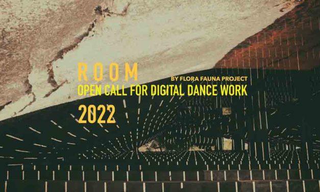 Open Call 'ROOM' 2022