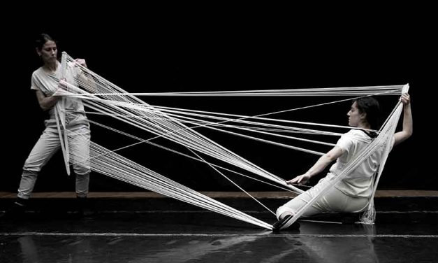 """Audition Notice For Dancers To Join GesamtAtelier for the Creation of Our New Piece """"Loom"""""""