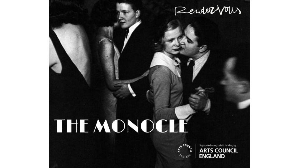Audition Notice Join Rendez-Vous dance / Mathieu Geffre for the creation and touring of their new production – The Monocle