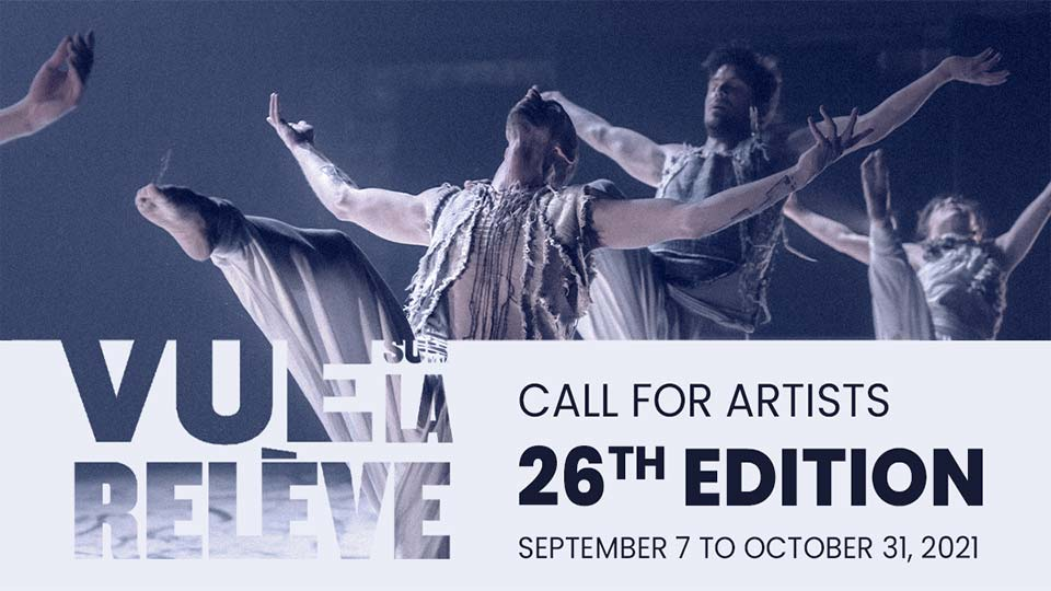 Call for Artists Vue sur la Releve