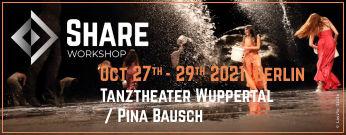 SHARE workshop Pina-Bausch
