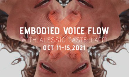 Embodied Voice Flow - intensive with Alessio Castellacci