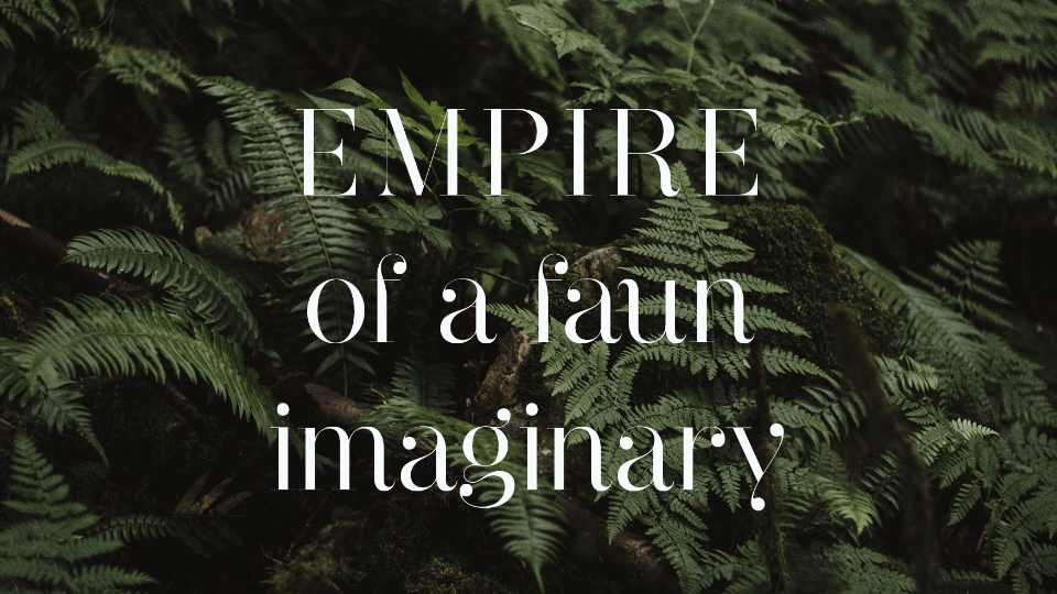 Simone Mousset Is Looking To Meet Performers For A New Production Empire Of A Faun Imaginary