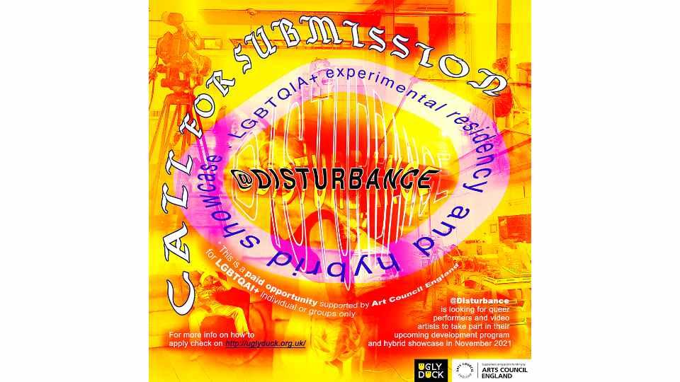 @Disturbance Residency Open Call